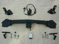 BMW X5 E53 (Writter) Tow Bar with Detachable Tow Ball and All Electrics