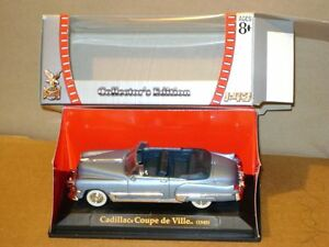 1949 Cadillac in 1/43 (o) scale, MIB
