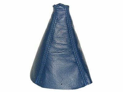 Shift Boot For 2003-2009 Honda S2000 Blue Leather