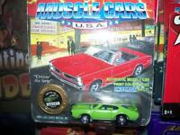 Johnny Lighting Muscle Cars 1/64 diecast