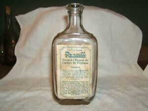 Cherry Bark Cough syrup bottle and Buckleys Kitchener / Waterloo Kitchener Area image 2