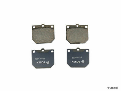 Bosch QuietCast Disc Brake Pad fits 1975-1983 Toyota Corona,Pickup Cressida Mark
