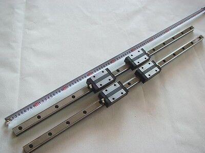 Thk Ssr25 Linear Bearings Rails L820mm Router Cnc Nsk2