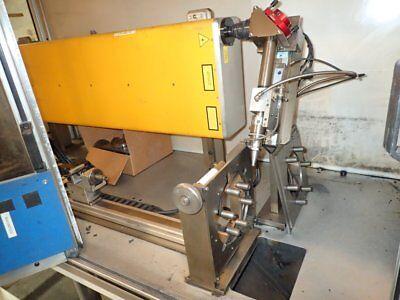 Synrad Firestar F400 Co2 Laser Tube Cutting System Cutter 400 Watts 10.6 M