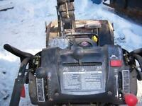 SEARS CRAFTSMAN SNOW THROWER