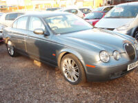 JAGUAR S-TYPE V6 SPORT (grey) 2005