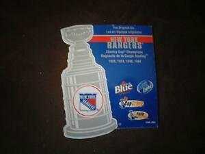 New York Rangers Fridge Magnet
