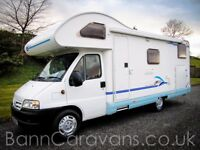 This 2003 Citroen Relay 1000 TD HDI SWB 6 Berth Is In Superb Condition.