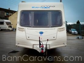 (Ref: 863) 2010 Model Bailey Ranger 500/5 GT60 5 Berth