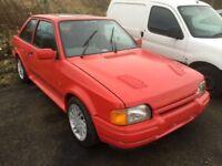 *** ford escort Xr3i 1999 swap px car van ****