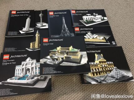 Brand new LEGO 21039 Architecture Shanghai | Toys - Indoor | Gumtree ...