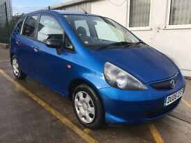 HONDA JAZZ DSI S (blue) 2006
