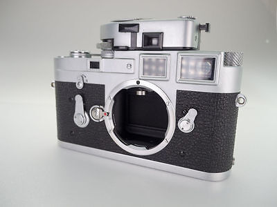 Leica M3 mit Leicameter