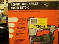 Paslode Roofing Coil Nail Gun