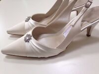 RAINBOW COUTURE Bridal Shoes SIZE 7