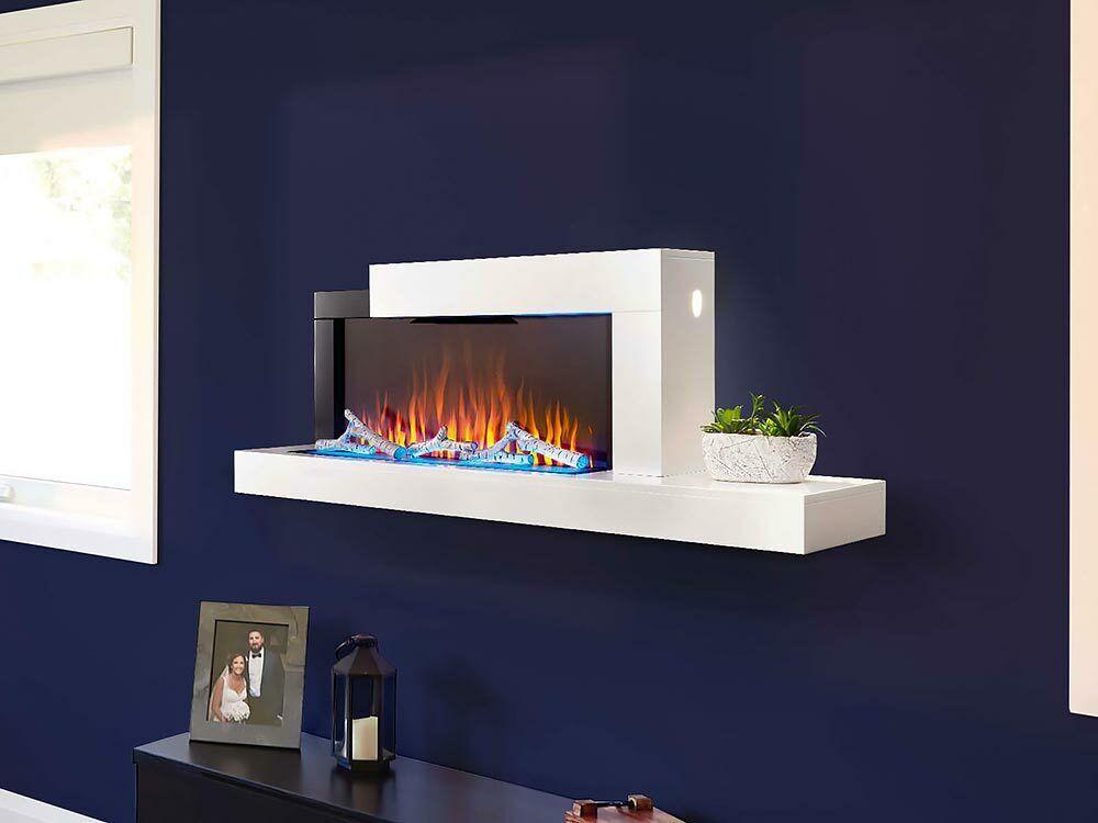 "Napoleon 60"" Stylus Wallmount Electric Fireplace NEFP32-5019"