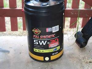 Penrite Full Synthetic Engine Oil - 5W-30, 20 Litre St James Victoria Park Area Preview