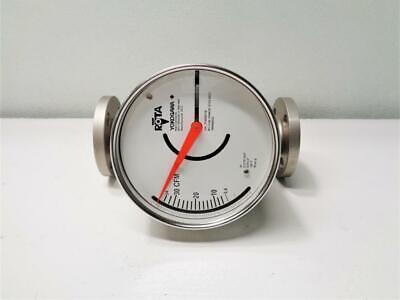 Rota Yokogawa 1 150 Stainless Rotameter Ramc02-a1ss-64s2-t90nnnsd
