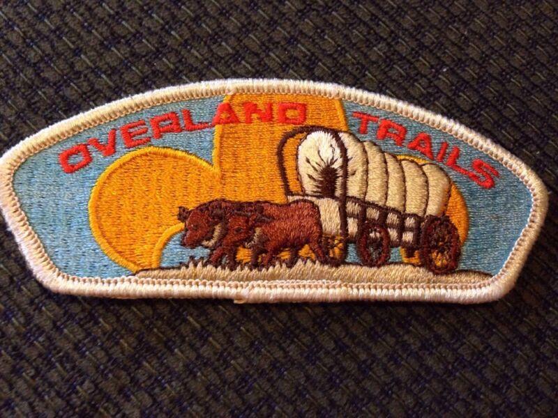 MINT CSP Overland Trails Council S-1