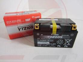 Yuasa YTZ10S High Performance Maintenance Free Battery