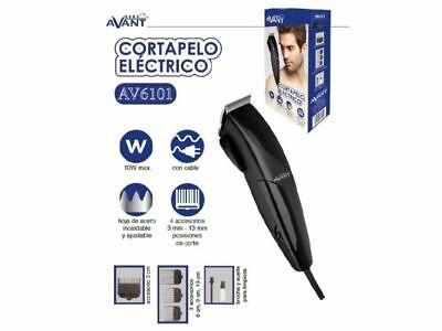 Cortapelo Electrico Profesional Con Cable Accesorios Y Tijeras