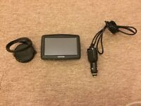 TOMTOM XL IQ ROUTES UK and EUROPE 42 COUNTRIES sat nav gps system