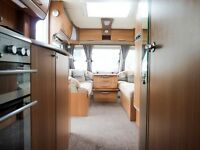 (Ref: 753) Swift Conqueror 645 4 FB Berth **Free Awning** All Mod Cons**