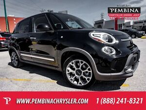 2015 FIAT 500L Trekking *LOW KMS, REAR CAM, BLUETOOTH*