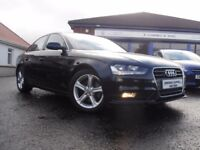 2014 Audi A4 SE TECHNIK 134BHP 6 Speed MOT 08/08/2018