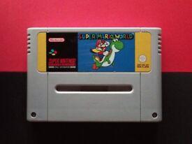 Snes games super Nintendo retro games
