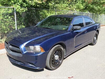 2014 Dodge Charger Police Interceptor Sedan 5.7L V8 Hemi AWD A/C A/T bidadoo