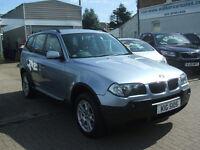 BMW X3 SE AUTOMATICA (blue) 2004