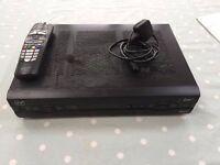 Virgin V plus box and remote
