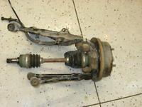 Yamaha Kodiak front drive shaft, cv and brakes
