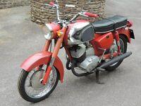 1965 Yamaha YD3 250