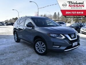2017 Nissan Rogue SV Backup cam/AWD/Heated Seats/Sunroof