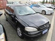 2002 Holden Astra East Victoria Park Victoria Park Area Preview