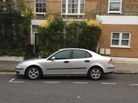Saab 9-3. 2003. 4 door Saloon. Automatic. Lovely family car in great condition. £850 ono URGENT.