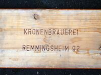 Original & Authentic German Bierkeller Tables + Benches