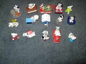 Lot of 15 101/ 102 dalmatians from mcdonalds  $10 for the lot
