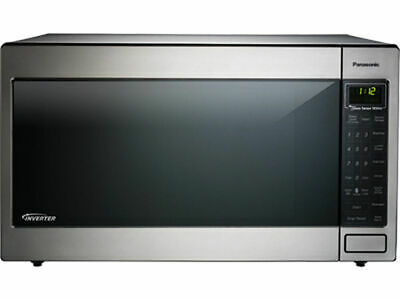 Panasonic NNT945SF 2.2 Cu. Ft. 1250 W Stainless Steel Inverter Microwave Oven