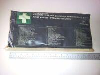 Mercedes Benz First Aid Kit Genuine Vintage 1988