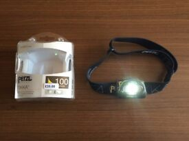 Petzl Tikka LED Head Torch - NEW UNUSED