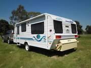 2001 Jayco Freedom Poptop Caravan Dandenong North Greater Dandenong Preview
