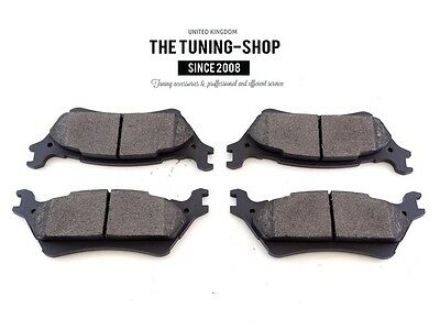 Rear Brake Pads Set For FORD F-150 LOBO D1602 UAP