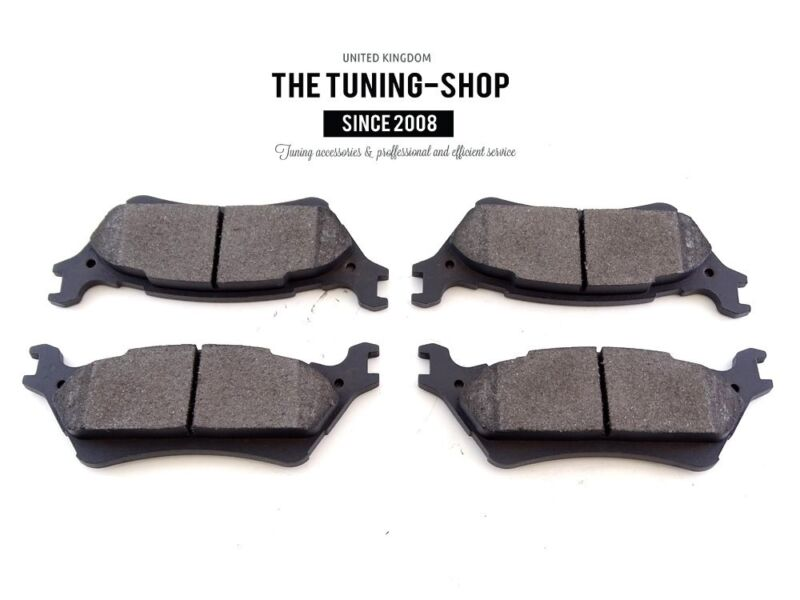 Rear Brake Pads D1602 UAP For FORD F-150 LOBO