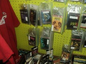 VINTAGE   HEAVY METAL / HARD ROCK /ALTERNATIVE CASSETTES Edmonton Edmonton Area image 7