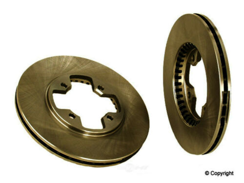Disc Brake Rotor-Original Performance Front WD EXPRESS fits 80-83 Toyota Corolla