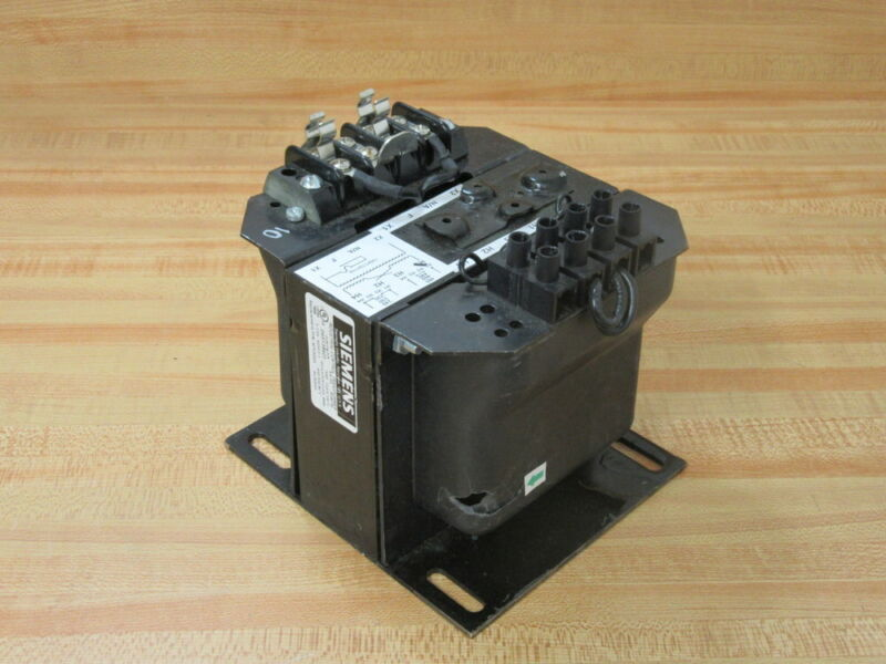 Siemens MT0500A Transformer Cracked Housing
