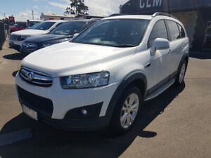2014 HOLDEN Captiva 7 LT (AWD) Warragul Baw Baw Area Preview